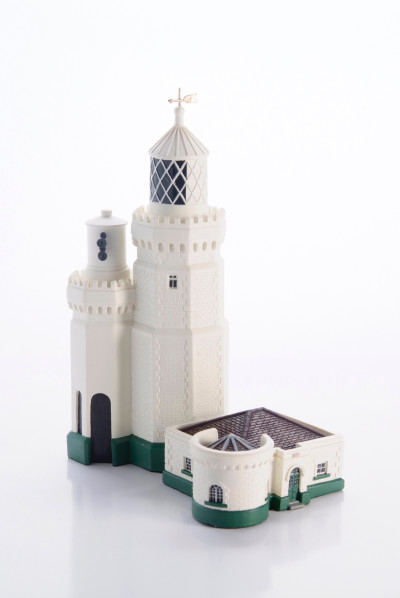 St Catherines Lighthouse Model Lovingly Produced From A Special Resin Giving The Feel And Appearance Of Real Building Materials
